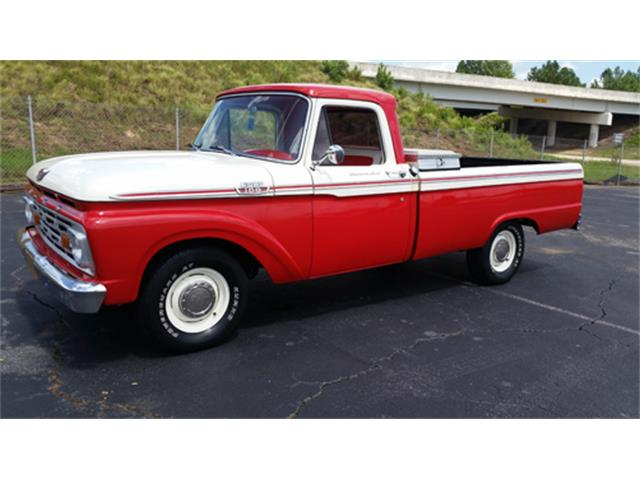 Picture of '64 F100 - QVE5