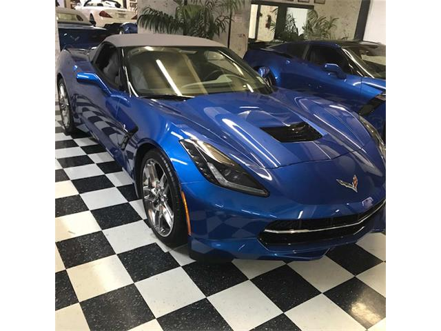Picture of '14 Corvette Stingray - QVET