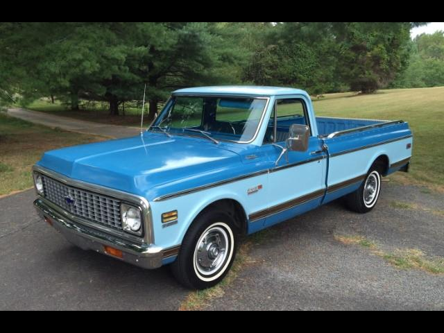 1972 Chevrolet Cheyenne for Sale on ClassicCars com on