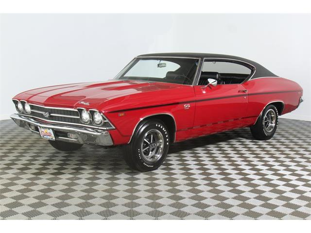 Picture of '69 Chevelle SS - QSSP