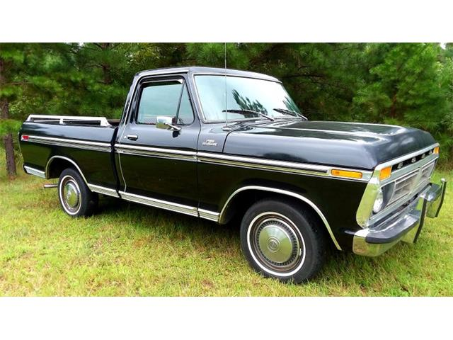 Picture of '77 F100 - QVF5