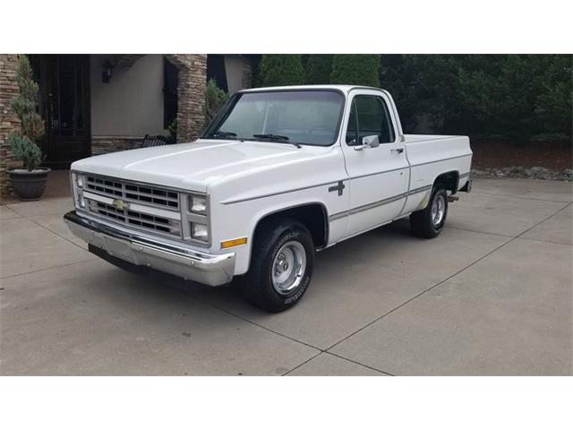Picture of '87 C10 Offered by  - QVFG