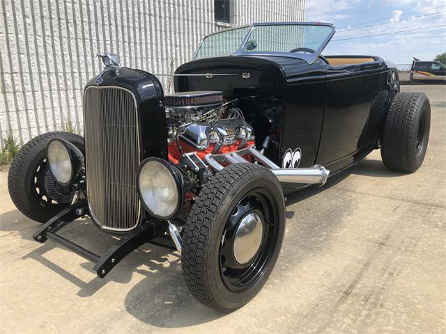 Picture of Classic '32 Roadster located in Bedford Hts. Ohio - $86,900.00 Offered by  - QVFU