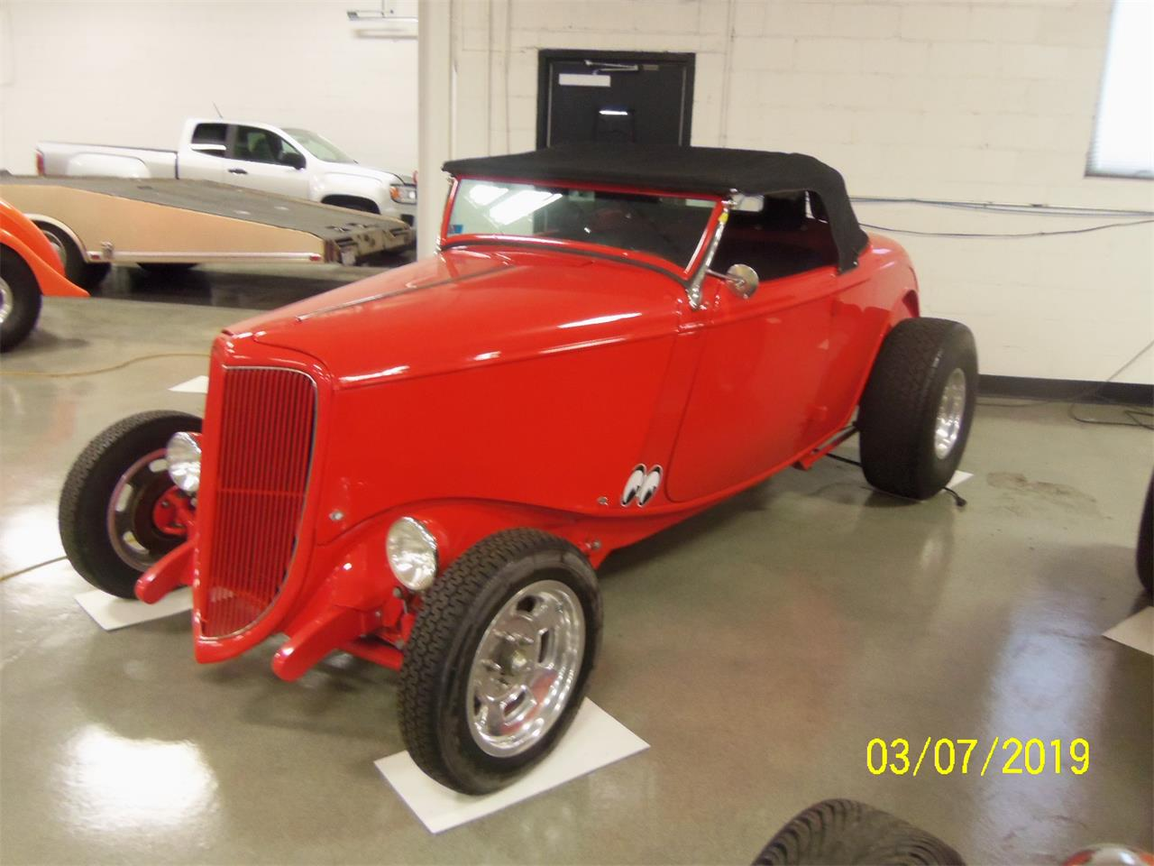 Large Picture of '34 Roadster - QVFW