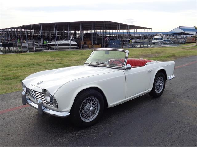 Picture of '63 TR4 - QVG1