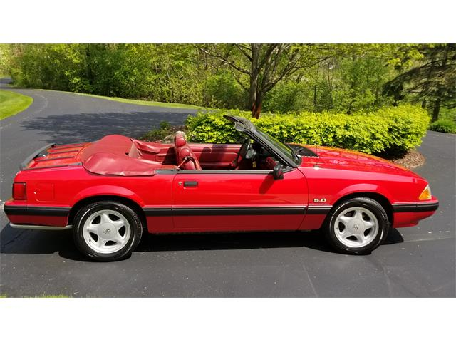Picture of '91 Mustang - QVG5