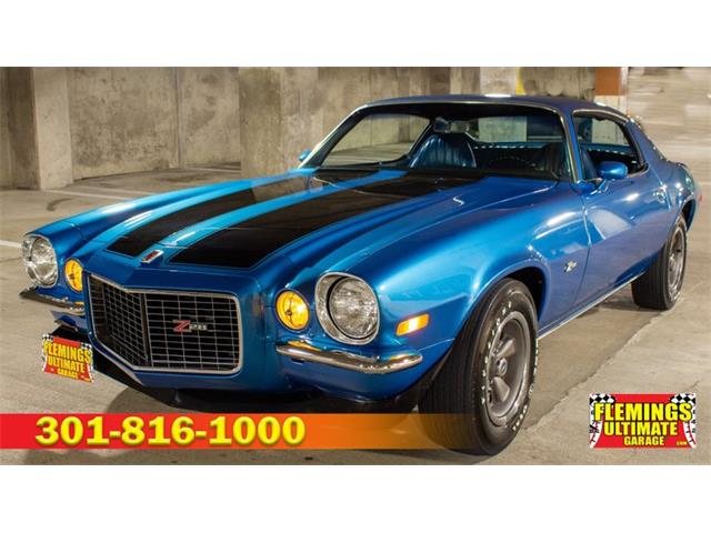 Picture of Classic '71 Camaro Z28 Offered by  - QSSU