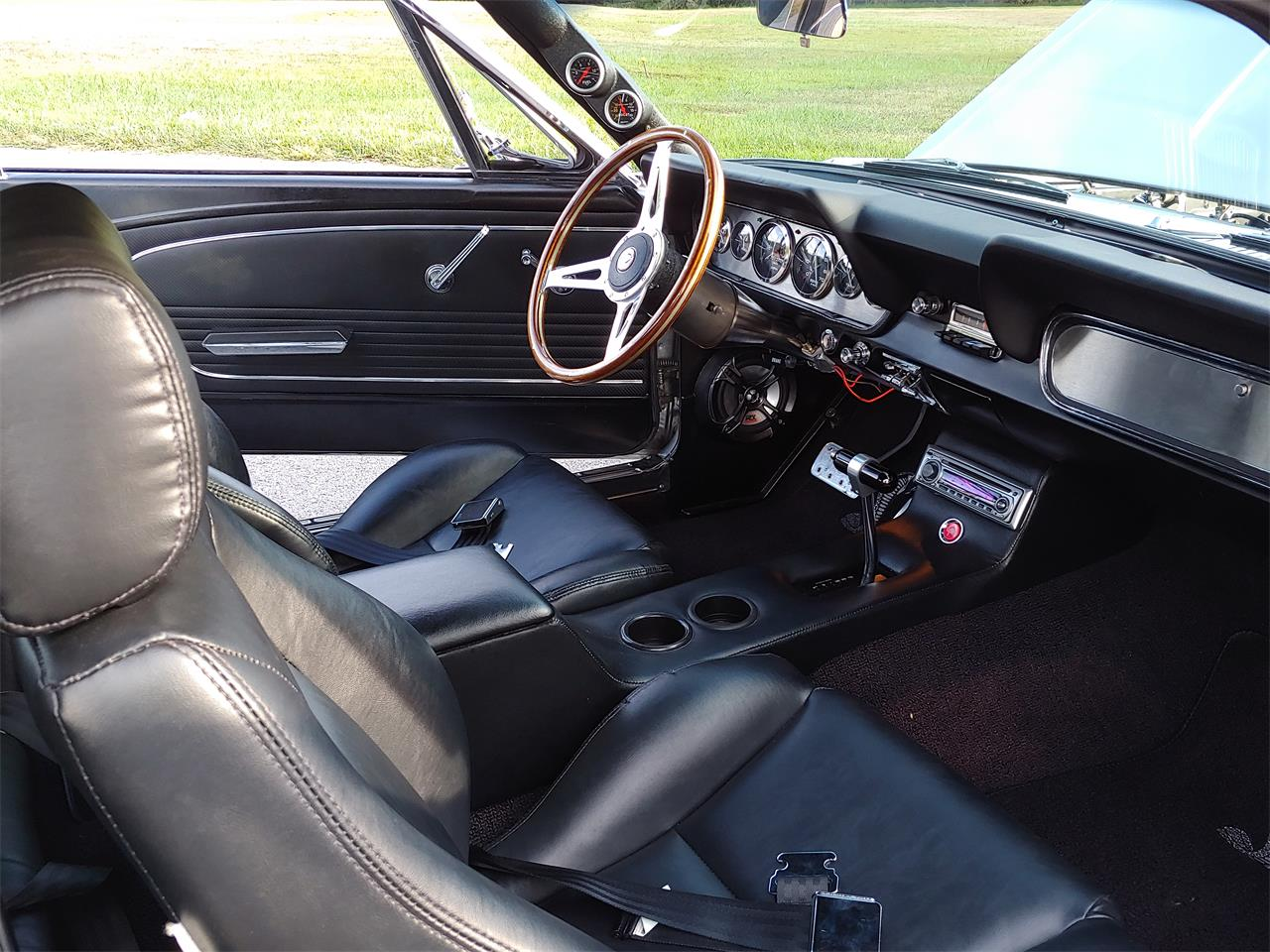 Large Picture of '66 Mustang - QVGC