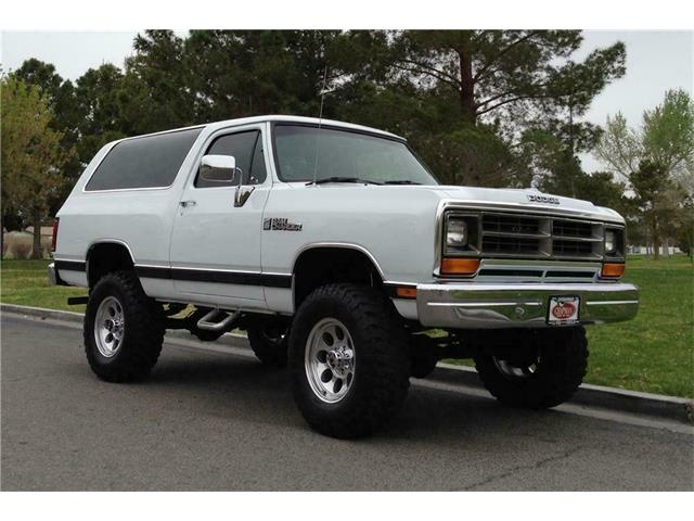 Picture of 1989 Ramcharger - QVGH