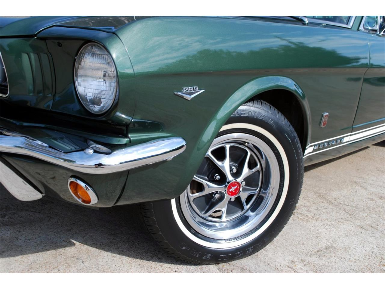 Large Picture of '66 Mustang GT - QVGJ