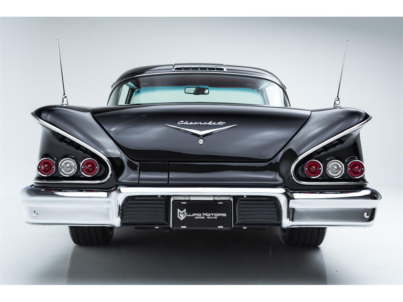 Large Picture of '58 Impala - QVH0