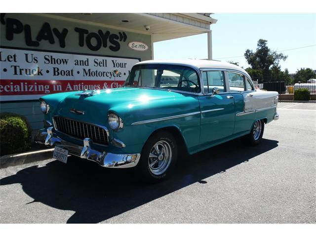 Picture of '55 Chevrolet Bel Air located in Redlands California - $25,995.00 - QVHG