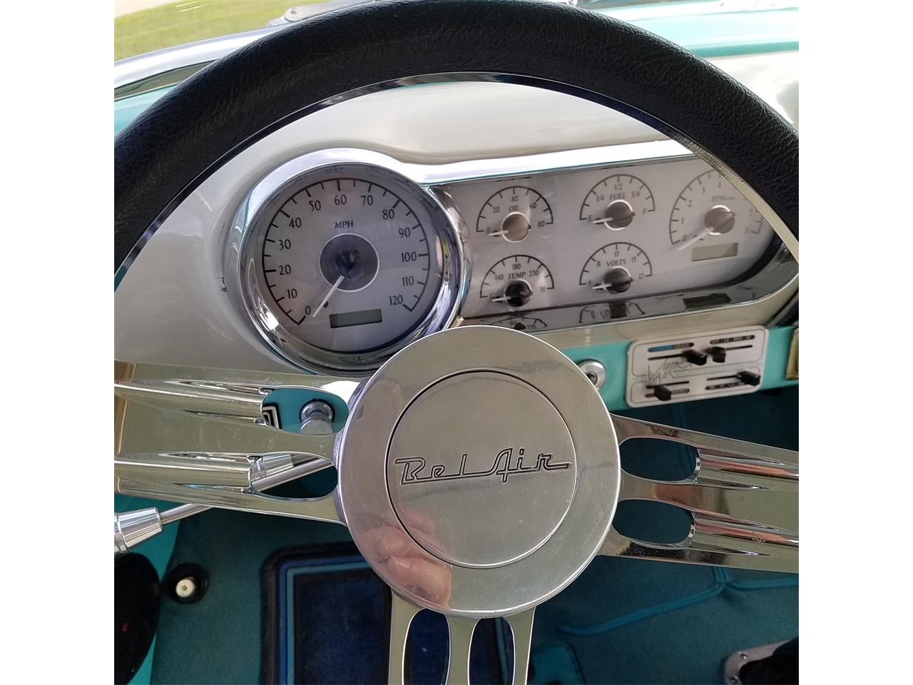 Large Picture of '54 Chevrolet Bel Air located in PLAINFIELD Indiana Offered by a Private Seller - QVHL