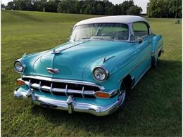 Picture of '54 Chevrolet Bel Air - QVHL