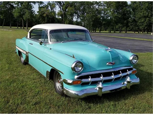 Picture of Classic 1954 Bel Air located in Indiana - $35,000.00 Offered by a Private Seller - QVHL