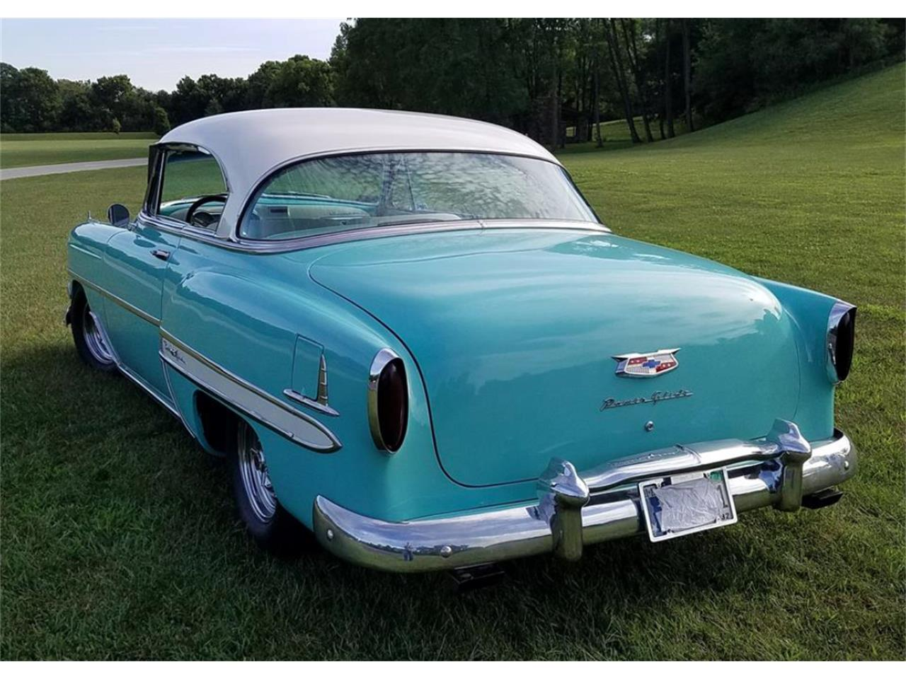 Large Picture of '54 Chevrolet Bel Air located in PLAINFIELD Indiana - $35,000.00 Offered by a Private Seller - QVHL