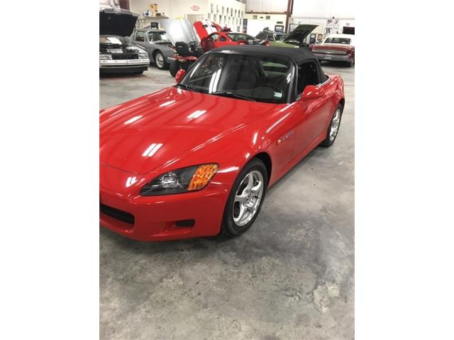 Picture of '00 S2000 - QVHO