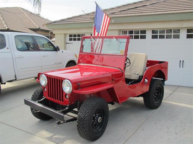 Picture of '46 CJ2 - QVHW