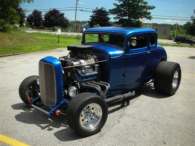 1932 Ford 5-Window Coupe for Sale on ClassicCars com on