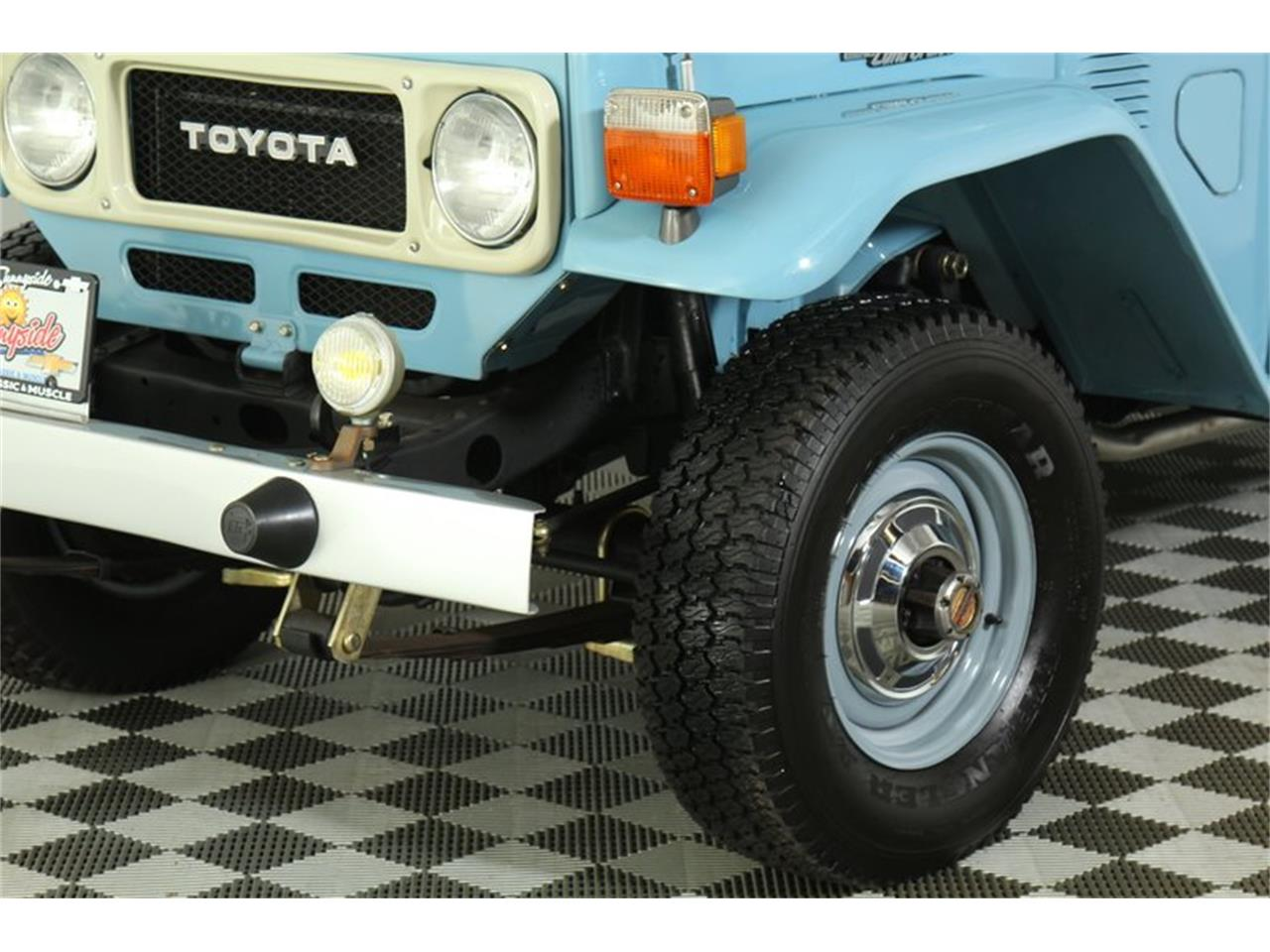 Large Picture of '82 Land Cruiser FJ40 - QST1