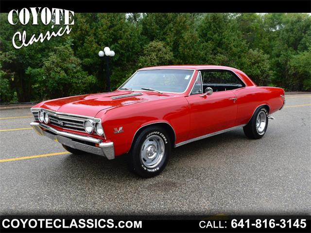 Picture of 1967 Chevrolet Chevelle located in Iowa - QST4