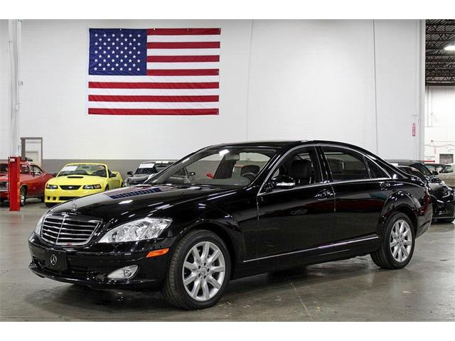 Picture of '07 S550 - QVJ5
