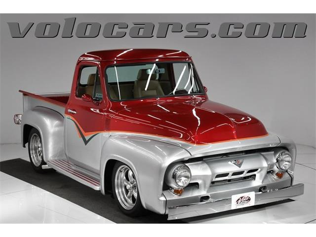Picture of '54 F100 - QVJD