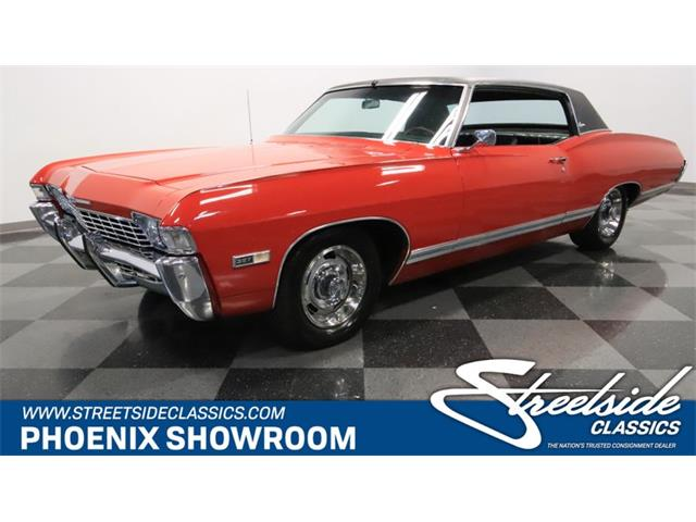 Picture of Classic 1968 Caprice Offered by  - QVJF