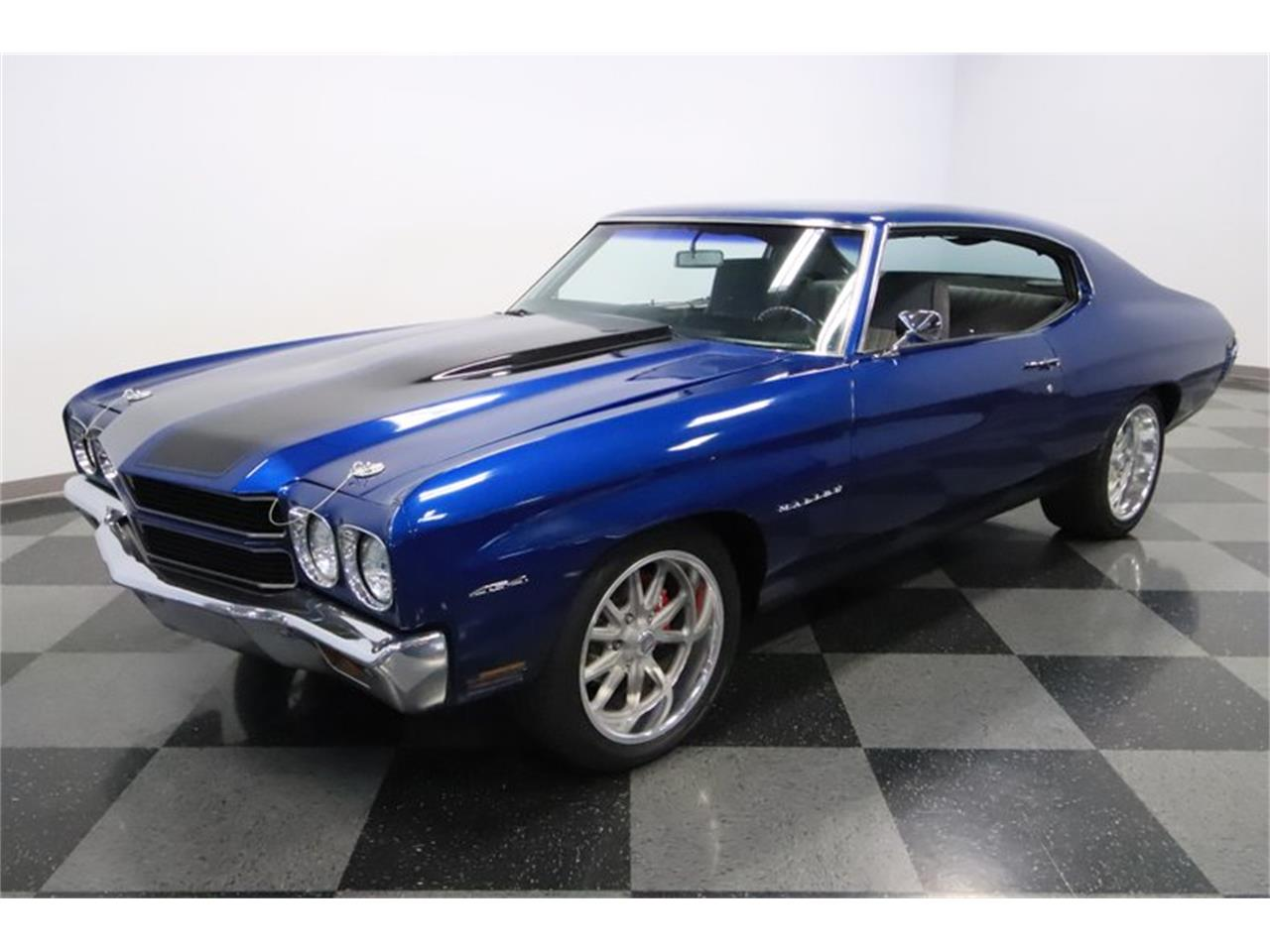 Large Picture of '70 Chevelle - QVJH