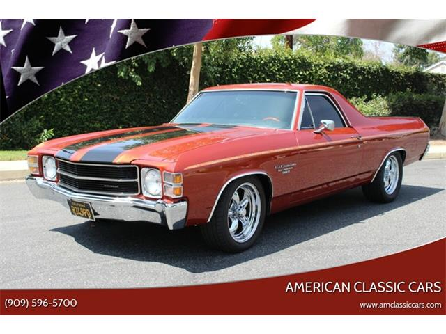Picture of '71 El Camino located in La Verne California - QVL8
