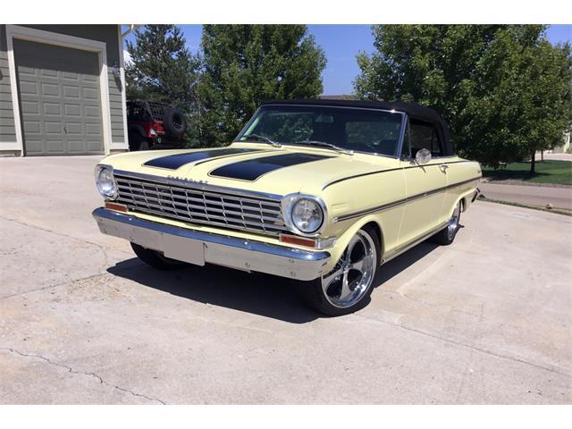 1963 Chevrolet Nova for Sale on ClassicCars com on