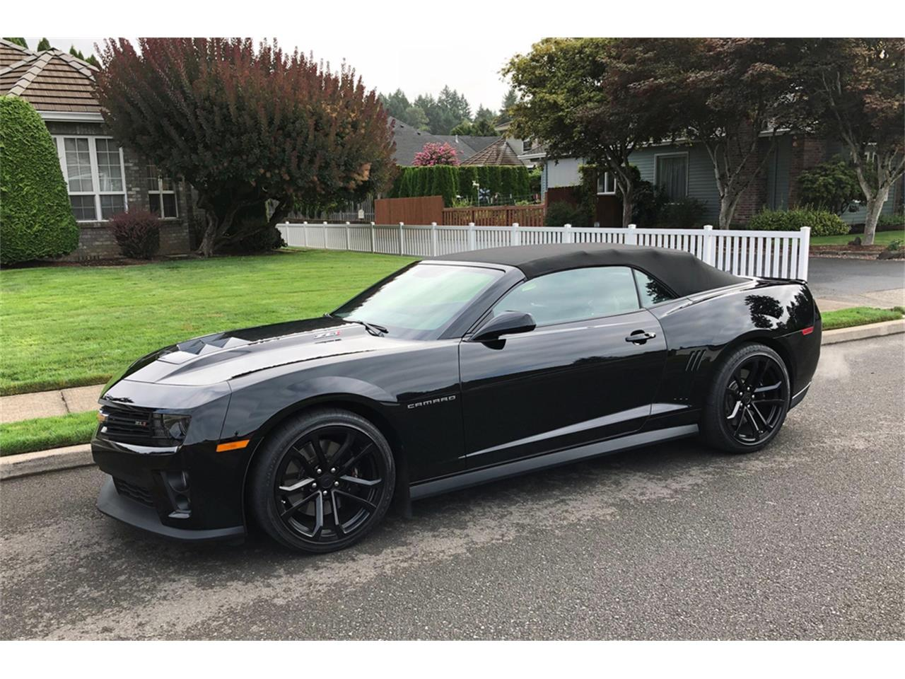 Large Picture of '13 Camaro ZL1 - QVMA