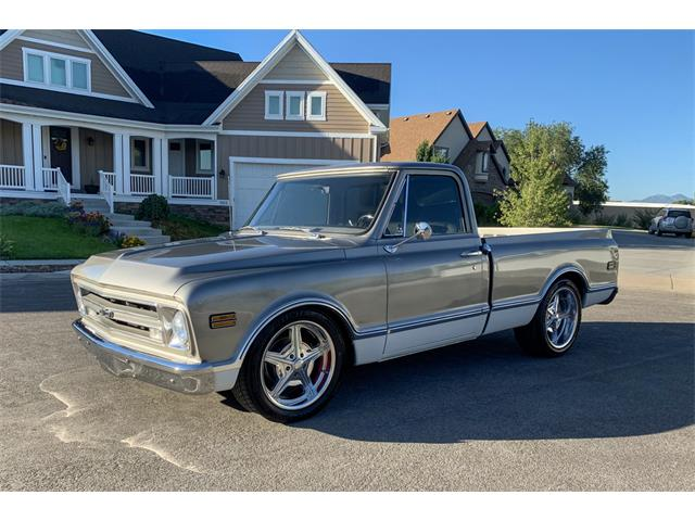 Picture of '68 C10 - QVMG