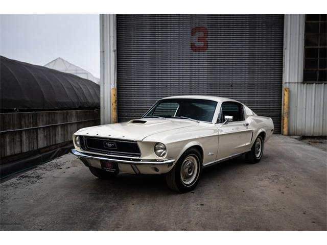 1968 Ford Mustang Cobra