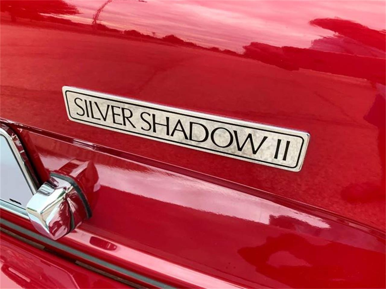 Large Picture of '79 Silver Shadow - QVMY