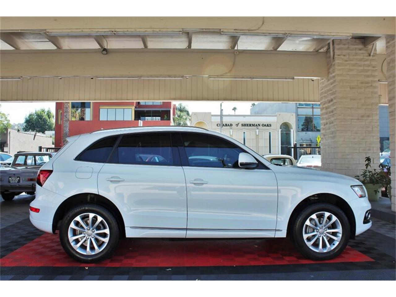 Large Picture of '14 Q5 - QVNM