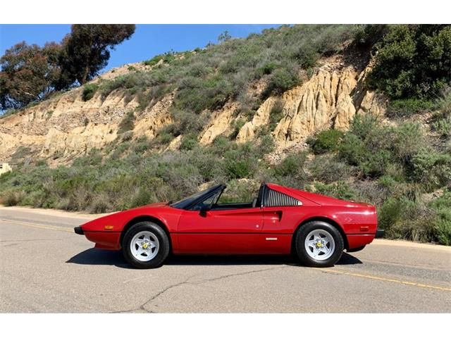 Picture of '78 Ferrari 308 GTS located in San Diego California Offered by  - QSTM