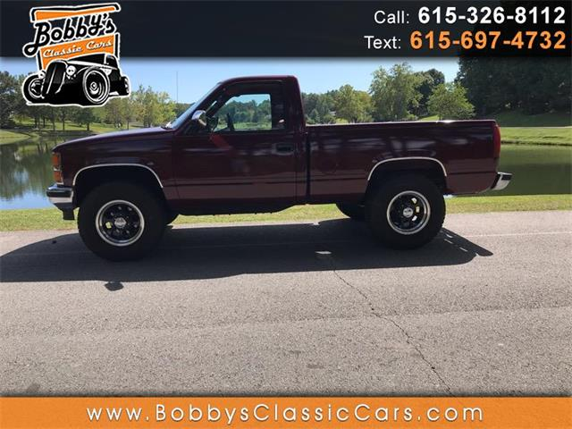 Picture of 1989 Chevrolet C/K 1500 - QVO4