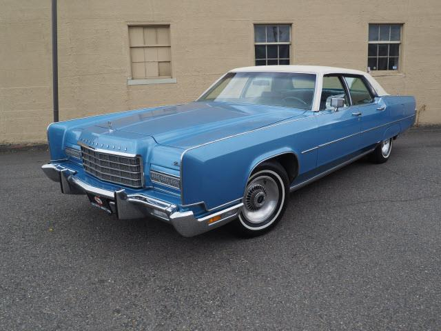 Picture of '73 Continental - QVOI