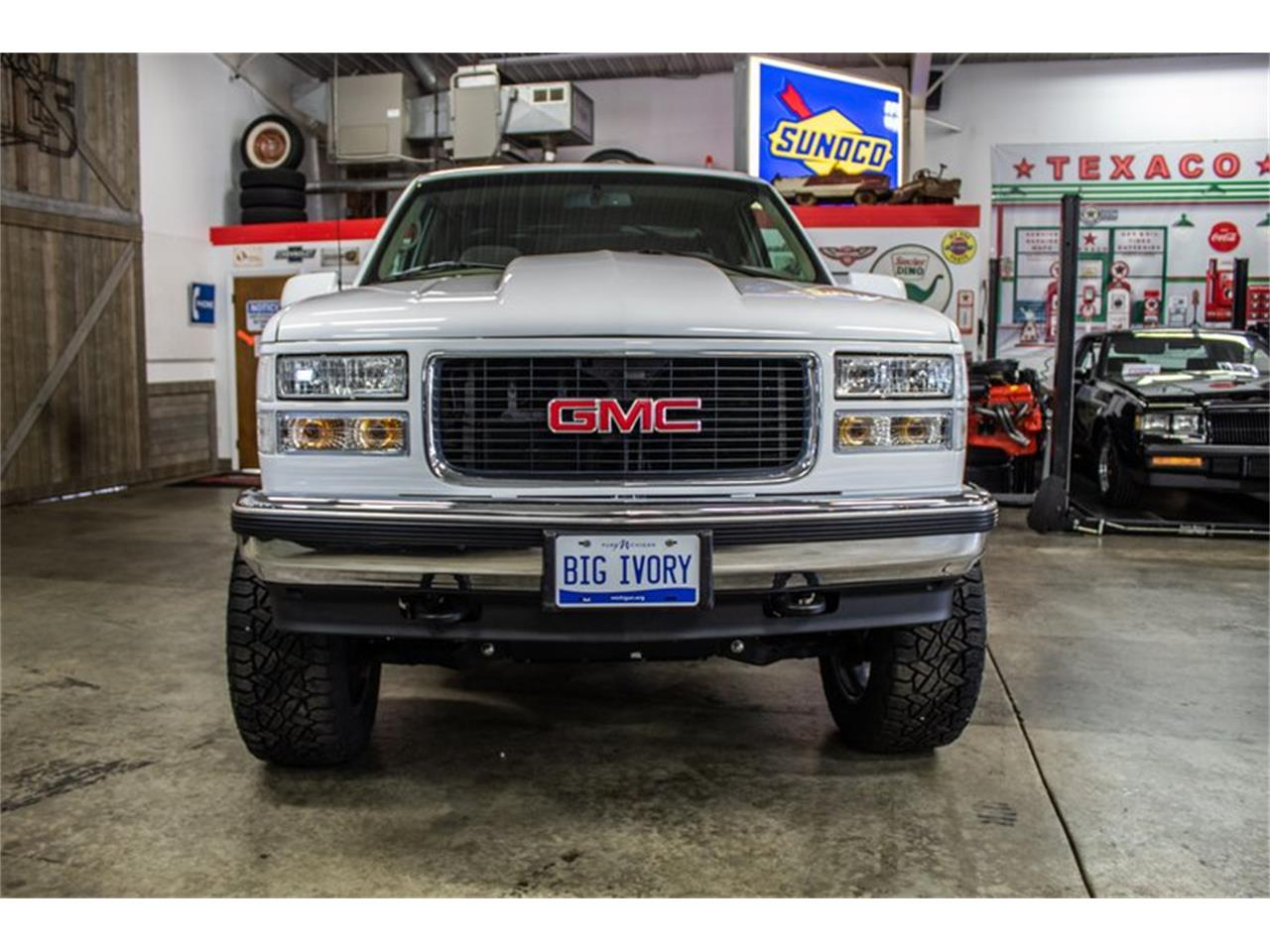 Large Picture of '97 Sierra - QVON
