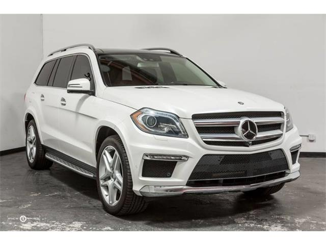 Picture of '14 GL450 - QVOX