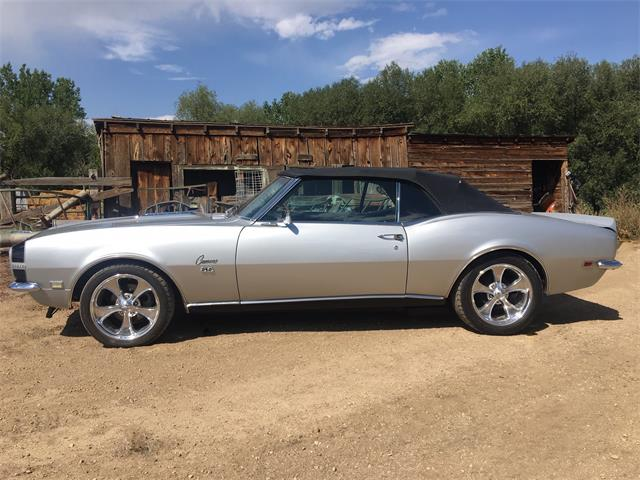 Classic Chevrolet Camaro for Sale on ClassicCars com on