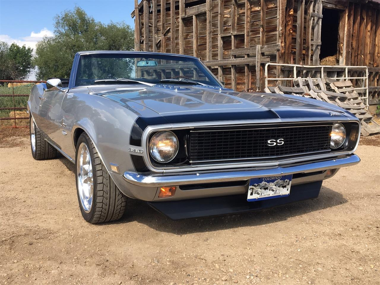 Large Picture of '68 Camaro RS/SS - QVPO