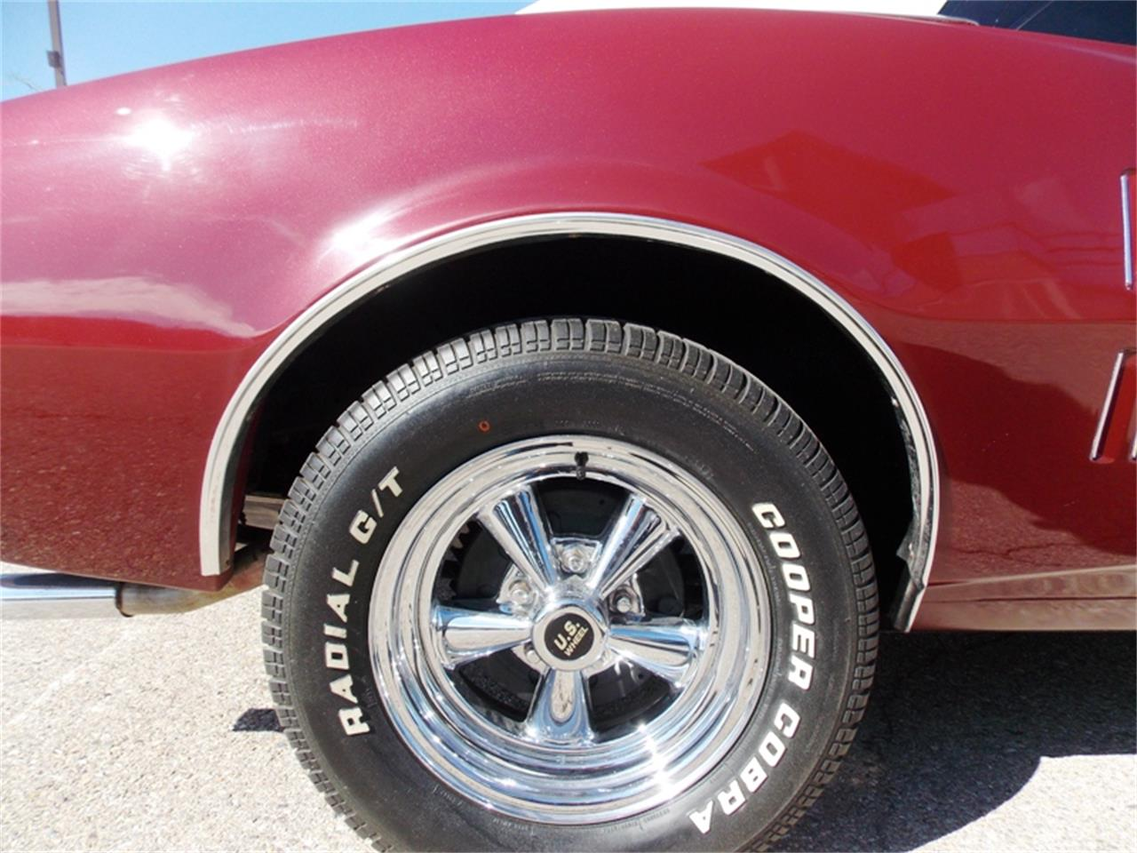 Large Picture of '67 Firebird - QVQ1