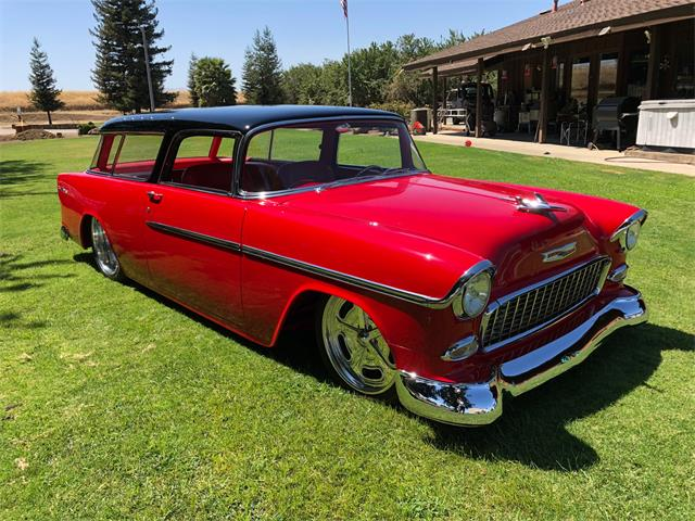 Picture of '55 Nomad - QVQM