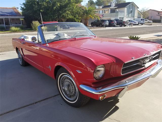 1964 Ford Mustang for Sale on ClassicCars com on ClassicCars com