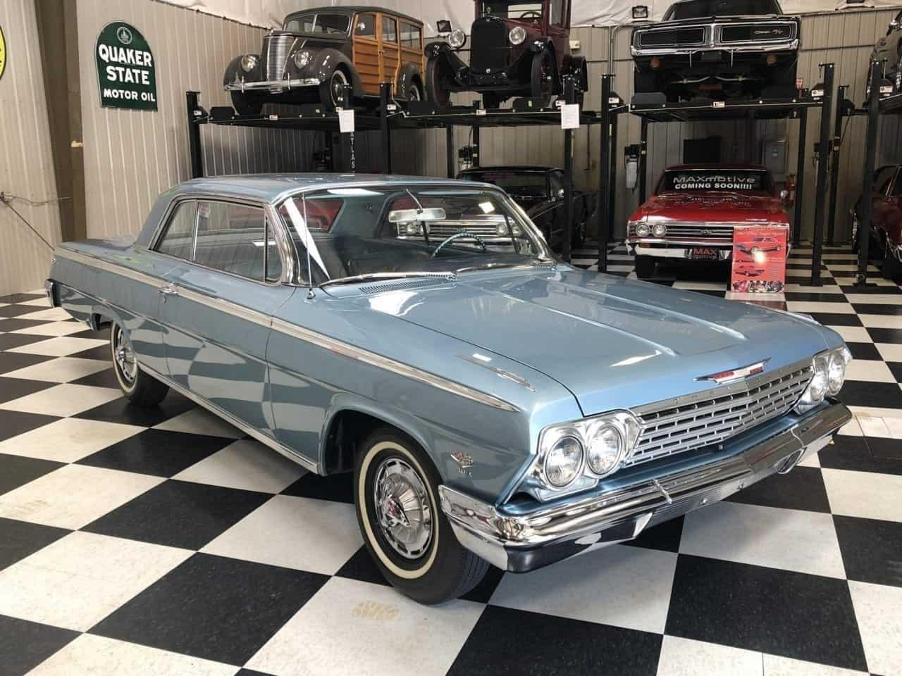 Large Picture of '62 Impala - QSJE