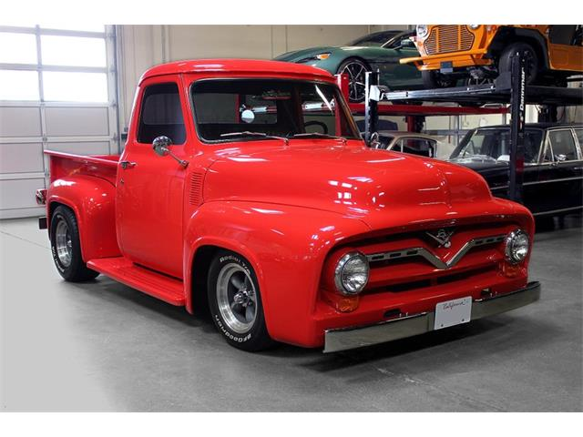 Picture of '55 F100 - QSTY
