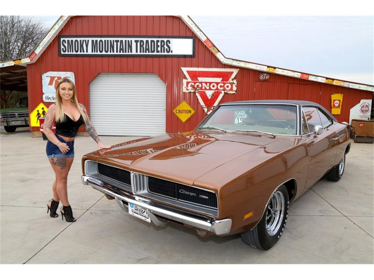 Large Picture of '69 Charger - QVRR
