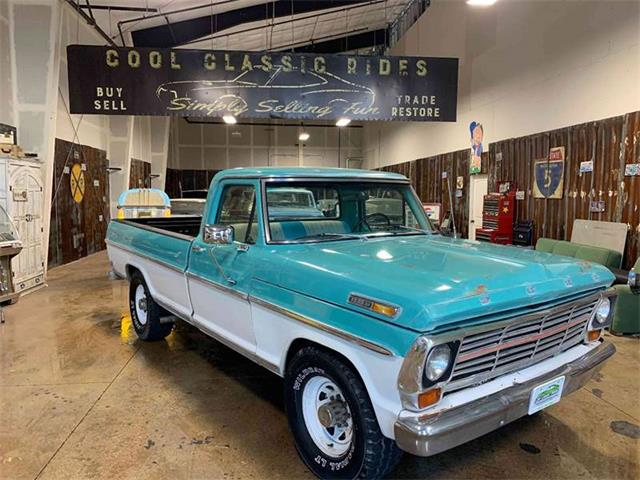 Picture of '69 F250 - QVRZ